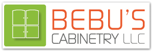 Kitchen Cabinets at Bebu's Cabinetry 201-729- 9300 Logo