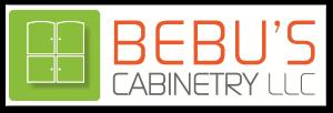Kitchen Cabinets at Bebu's Cabinetry 201-729- 9300 Logo
